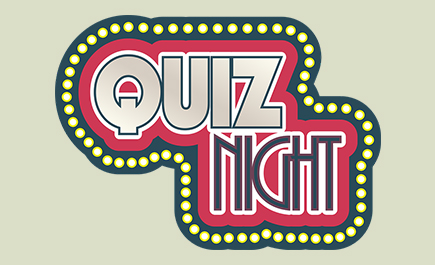 Quiz Evening Saturday 19th of May