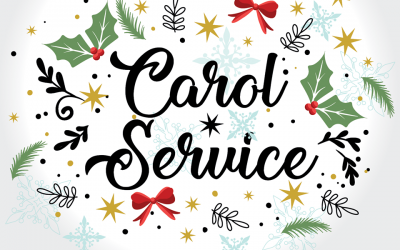 Parish Carol Service Sunday 22/12/19 @7pm