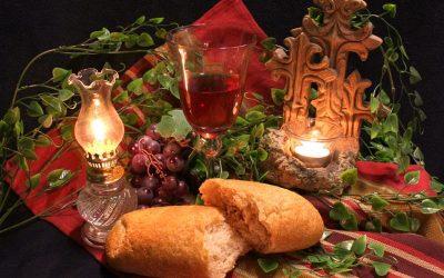 Christmas Communion 24/12/19 @9pm