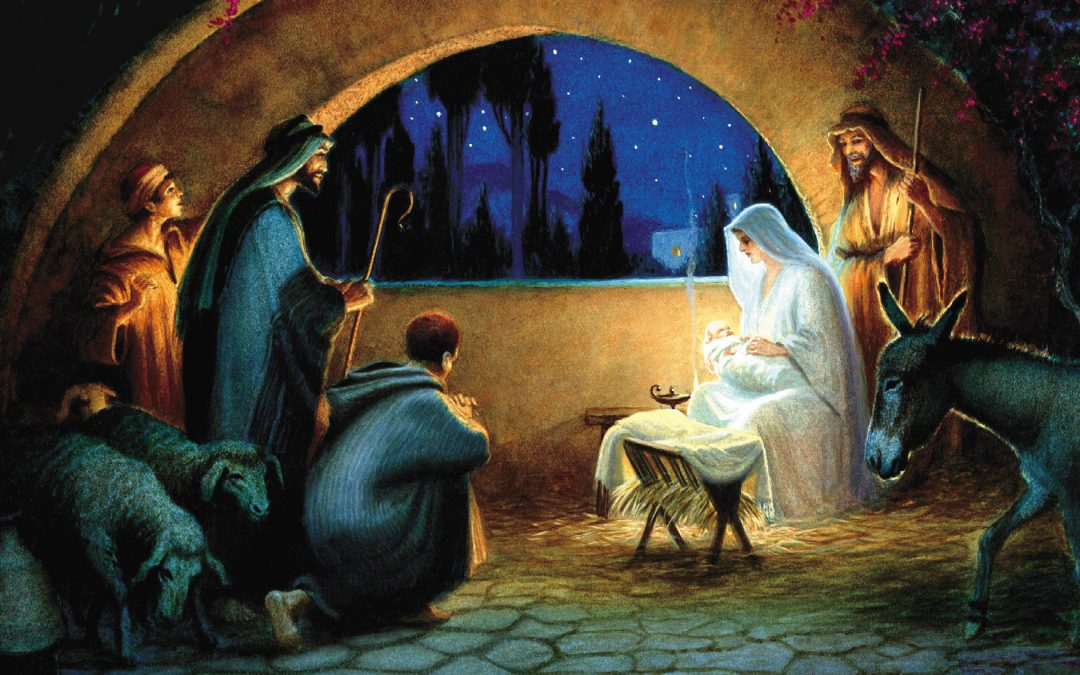Crib Service on Christmas Eve @6pm