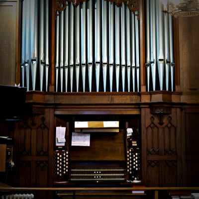 St Enoder Church  Organ Tour & Demonstration on Saturday 26th January @2pm