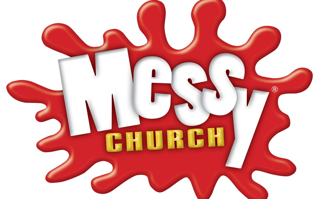 Messy Church Sunday 4th of August 3.30pm -5.30pm