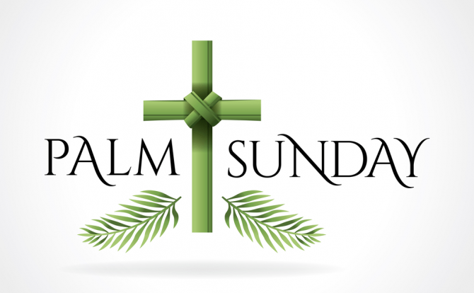 Palm Sunday 5th of April 2020